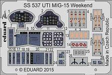 Eduard 1/72 Mikoyan MiG-15UTI Weekend # SS537