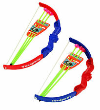 NEW 2 Set Bow & Arrow Archery Sports Set Kit / Party Favor Birthday gift/ Lager