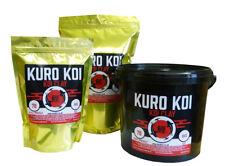 Koi CLAY 1kg, 3kg, 5kg, 25kg-montmorillonite argilla, Pond Refresh-KURO Koi