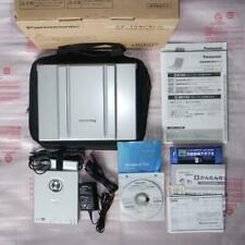 Panasonic Let's note CF-T5 Core2 duo 512 MB DDR2 SDRAM Windows10pro toughbook