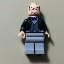 Lego Original Alfred Pennyworth Minifigure 7783 Batman Batcave