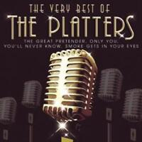 The Platters : The Very Best Of CD (2008) ***NEW*** FREE Shipping, Save £s