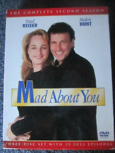 DVD MAD ABOUT YOU THE COMPLETE SECOND SEASON  GREAT  *** MUST SEE ****