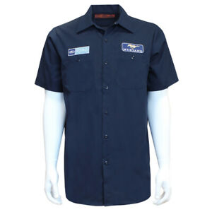 Ford Mustang Work Shirt - A Quality Vintage Style Shirt for Work or Casual Wear