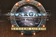 STARGATE TCG CCG SYSTEM LORDS MISSION CARD Defeat Replicators #168