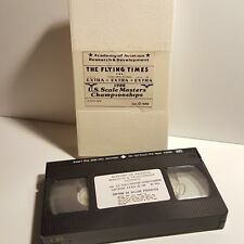 1988 U. S. Scale Masters Championships VHS R.C. Aviation Documentary