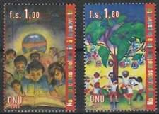 Nations Unies - Geneve postfris 2008 MNH 605-606 - Beeindiging Armoede