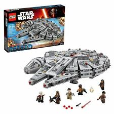 New LEGO Star Wars Millennium Falcon 75105 - 1329pcs - Age 9-14 - FREE SHIPPING!