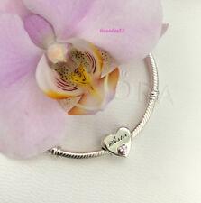 Pandora Sister's Love, Sister Charm, Bracelet Bead, Brand New, #791946PCZ