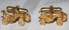 Vintage Ford Model T Car Cufflinks