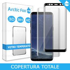 Pellicola Protettiva Vetro Temperato Curvo 3D Display Samsung Galaxy S8/S8+ PLUS