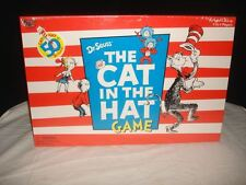 NEW   DR SEUSS 50TH B-DAY THE CAT IN THE HAT BOARD GAME by UNIVERSITY GAMES