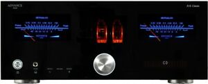 Advance Acoustic A10 Classic 190W Integrated Tube Preamplifier Amplifier Amp