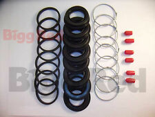 Volvo 240 & 260 1975-1993 FRONT Brake Caliper Seal Repair Kit axle set (3801)