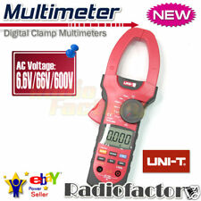 UNI-T Digital Clamp Multimeter Digital Multimeter UT207