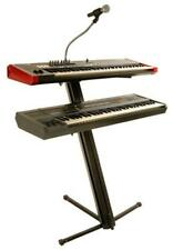 On-Stage Stands Quantum Core Column Keyboard Stand KS9102 Keyboard Stands NEW
