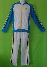~Adidas ADICOLOR SUPERSTAR Track Suit sweat shirt Jacket Pant firebird~Youths-XL
