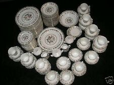 Huge service Service 21 + Extras  Total of 136 Pc Arlen Kwan Yin China 2828
