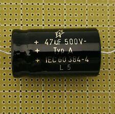 0,47uf pilkor pcx2339j mkp-x2 20 pezzi 20/% 305v ~ rm22 470nf 5 condensatori