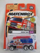 Matchbox Runway Hero #71 Kids Cars of the Year Matchbox 50 Years