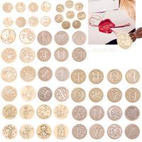 Wachs Siegel Stempel Siegelstempel Petschaft Stempel Brief versiegeln Muster