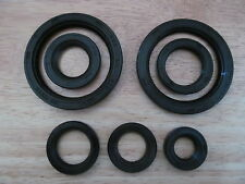OSK11 1967-72 BSA B25 B44 B50 C25 ENGINE OIL SEAL KIT