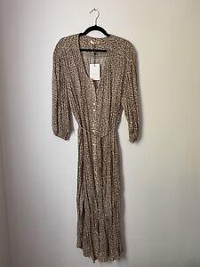 NWT Spell Designs Frankie Shirt Dress S/M
