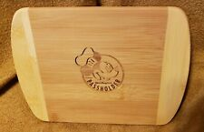 New listing New Wdw Food and Wine 2018 Passholder Mickey Mouse Wooden Cutting Board