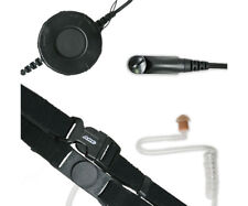 Arc T25036 Neck Strap Throat Microphone for Harris (Ma/Com) Xg-100P + Xl-200P