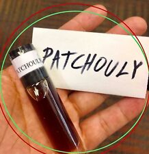PACHULI ASEITE / Perfume Patchouly Esential Oil / Aseite De Patchouly