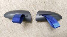 PORSCHE GT3 Style Blue Door Pulls FOR Cayman Carrera Boxster 987 997