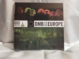 Dave Matthews Band - DMB EUR09E - 3 CD & 1 DVD Set