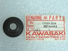 Kawasaki NOS NEW  12009-006 Valve Spring Retainer KL KZ KEF KLF KLT 1974-2005