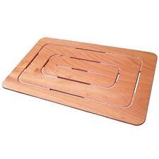 Pedana doccia antiscivolo 96x57 multistrato marino ultraslim per piatti doccia
