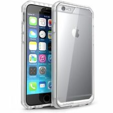 New Shock Proof/Scratch Resistant TPU+PC Hybrid Case: iPhone 6/6s Acrylic Back