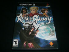 """Rogue Galaxy  (PlayStation 2) Complete """" Great Condition"""""""