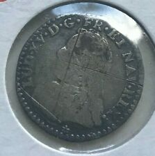 1729 C France 6 Sols - Some Scratches and Die Adjustment Marks