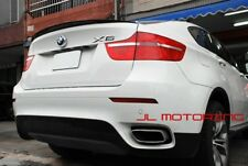M Performance Style Carbon Fibre Trunk Spoiler For MY08-14 BMW E71 X6 / X6M (CF)