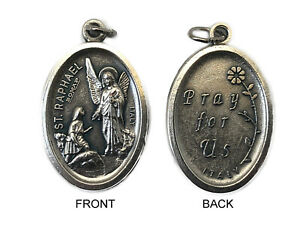 NEW  Holy Medal - St Raphael - *FREE POSTAGE*