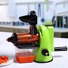 Multifuctional Ice Cream Machine Slow Juicer Fruit Vegetable Tools