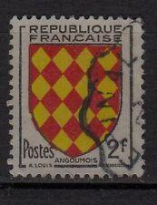 W8* Timbre FRANCE (oblitéré) 1954 n°1003 Cachet ambulant / convoyeur Epinal...