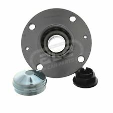 Vauxhall Corsa E Hatchback 10/2014-> Rear Wheel Bearing Hub With Rear Drums ABS