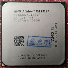 AMD Athlon X4 860K CPU AD860KXBI44JA 3.7GHz Quad-Core 95W Socket FM2+ Proccesor