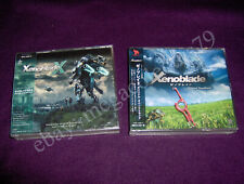 NINTENDO OSTs ...Xenoblade Chronicles & X... NEW 4CD SET JAPANESE SOUNDTRACKS