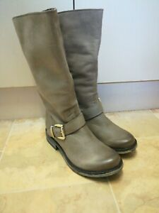 Brand New Steve Madden Leather Boots size 37