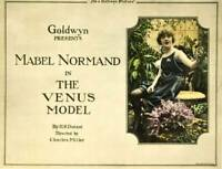 OLD MOVIE PHOTO The Venus Model Lobby Card Mabel Normand 1918