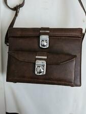 Vintage Leather Camera case with Strap - very nice condition