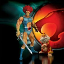 "Thundercats Jumbo Mega Scale Lion O Snarf 14"" Action Mezco Thundarian Figure"
