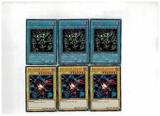 Yugioh 3 X [Relinquished* SDP (Ultra 1st)+ Red-Eyes Black *Dragon (Ultra ) LC01]