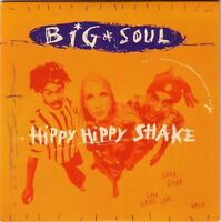 Big Soul CD Single Hippy Hippy Shake / Don't Play With Me - Europe (EX+/M)